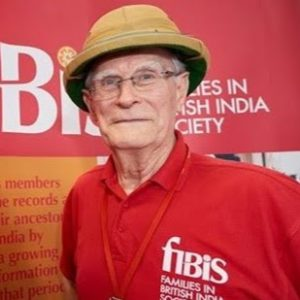 FIBIS Chairman, Peter Bailey, stands down