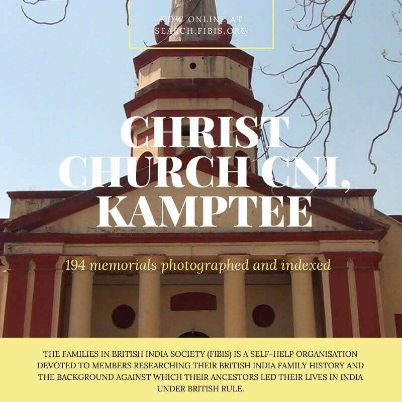 Christ Church CNI, Kamptee